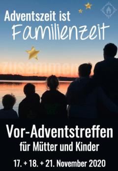 Vor-Adventstreffen für Mütter und Kinder